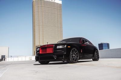 ロールスロイスレイス スポーツラインブラックバイソンエディション、Rolls-Royce Wraith SPORTS LINE BLACK BISON EDITION