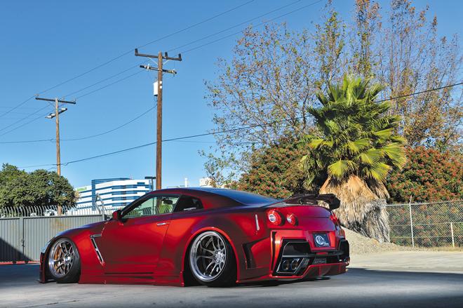 R35GT-R、クールレーシング、日産GT-R
