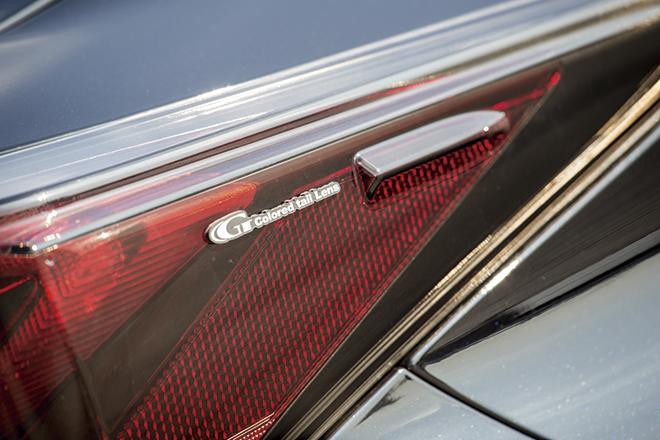 グラージオ、テールランプ、LEDバルブ