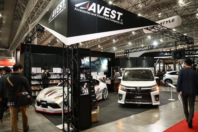 東京オートサロン2017、AVEST