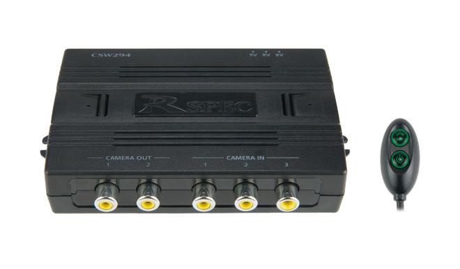 R-SPEC マルチカメラスイッチャー
