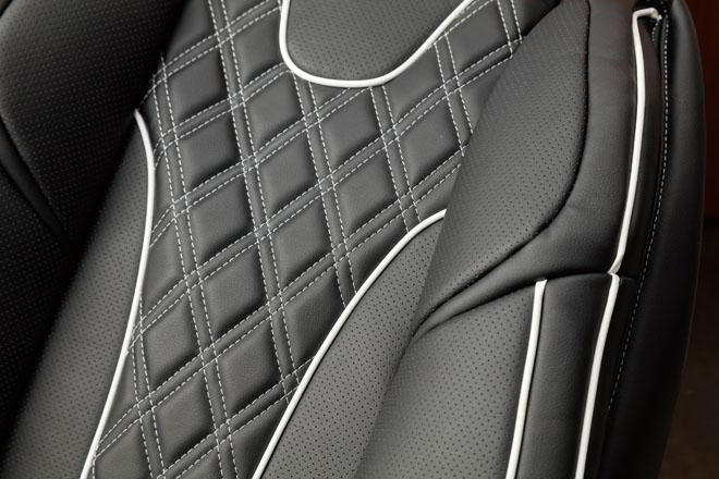 IFUU 3D成型バケットシートカバー