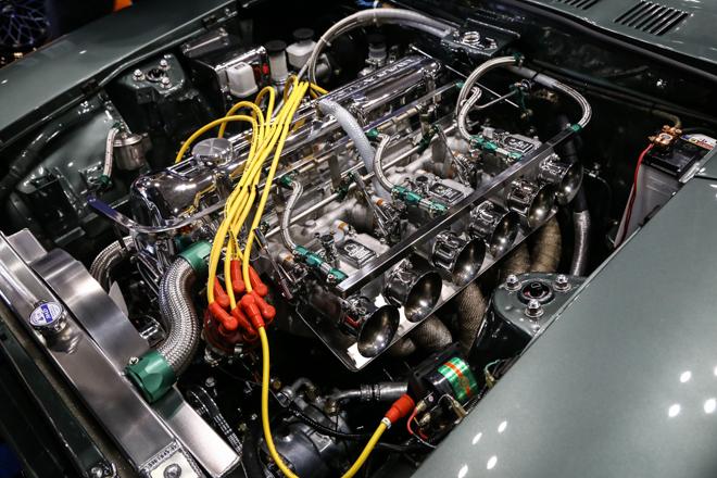 スターロード、L型エンジン、S30Z