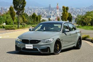 車高はKW クラブスポーツ2ウェイをセット。インディビジュアルという車格には、ベストマッチの車高調だ。