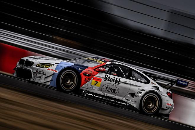 GTレースを走るBMW M6 GT3。BMWのワークスチームにもcpmは関わっている。