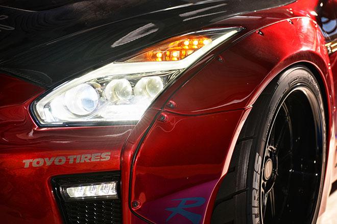 【HEAD LAMP】ジュエルヘッドランプ R35 GT-R