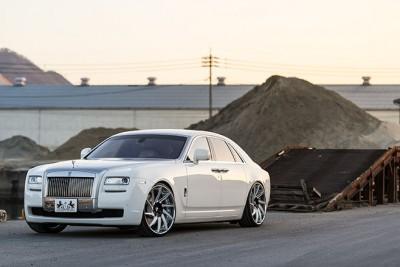 ロールスロイス ゴースト、ロデオクラウン、Rolls-Royce Ghost