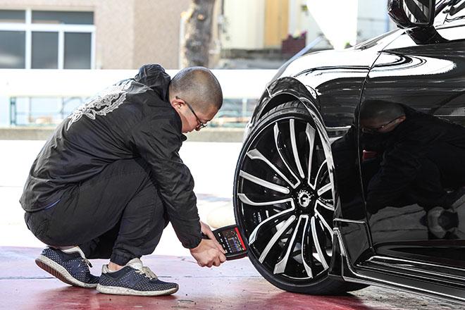 タイヤ空気圧監視システム(TPMS)