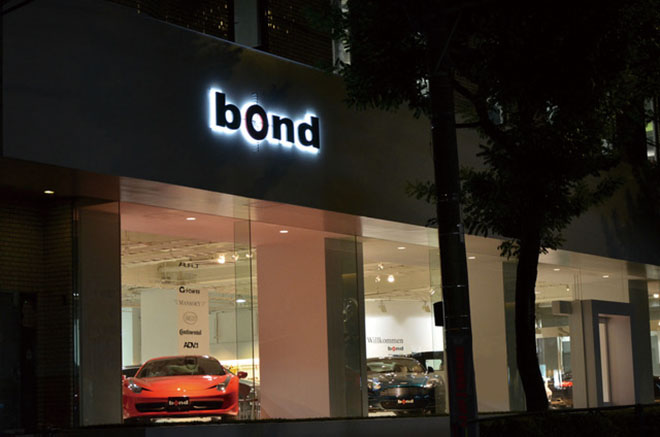 bond cars TOKYO