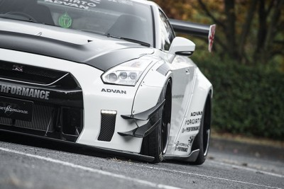 NISSAN GT-R R35 type2
