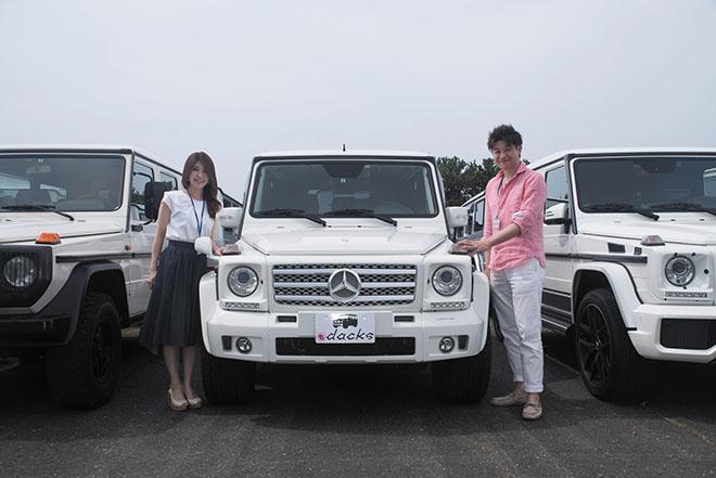 2008y G500L