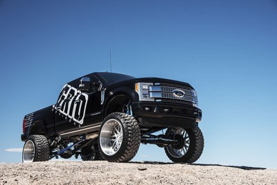 FORD F-250 SUPER DUTY Produced by GRID