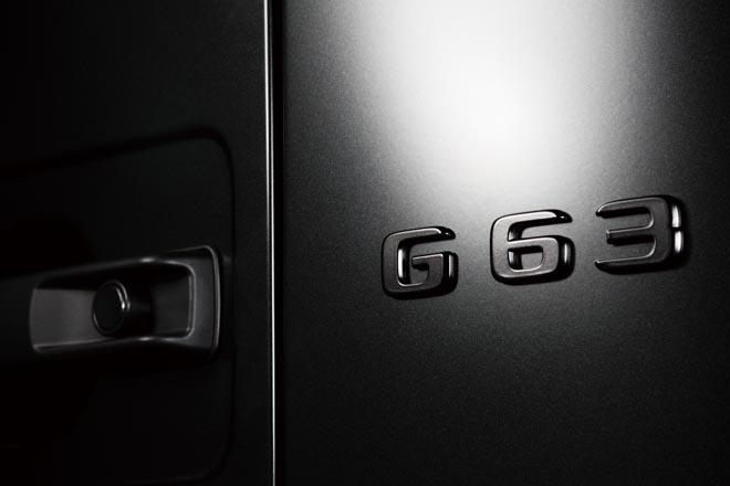 G63 エンブレム