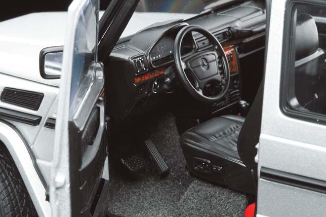 1998型 G500 SHORT、ダイキャスト、AUTO art製
