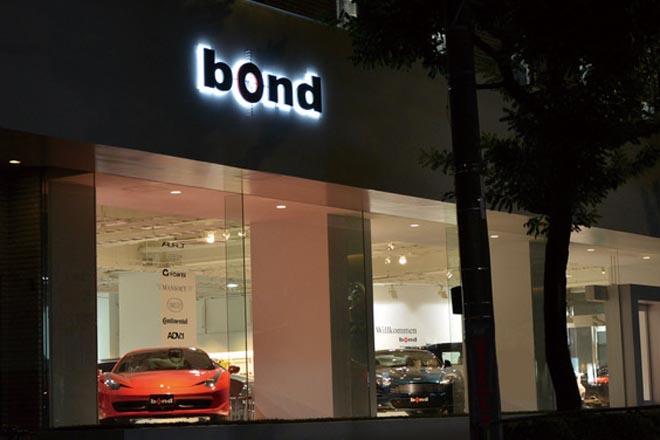 bond shop TOKYO