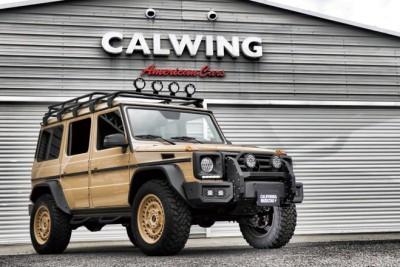 キャルウィング、G550
