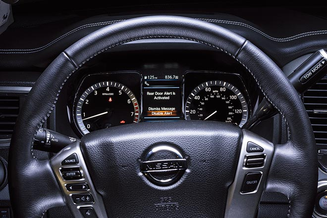 2019 Nissan TITAN Pro4X