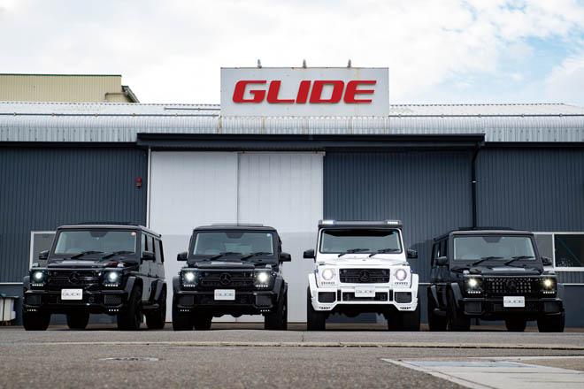 G350d、GLIDE