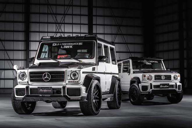 Mercedes-Benz G63、Gクラス G63、メルセデスベンツG63
