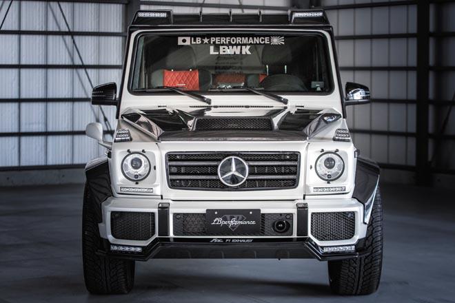 Mercedes-Benz G63、Gクラス G63