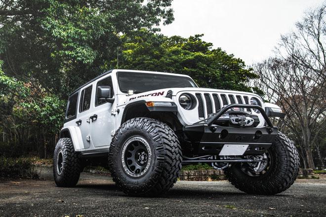 jeep ラングラー 新型 ルビコン