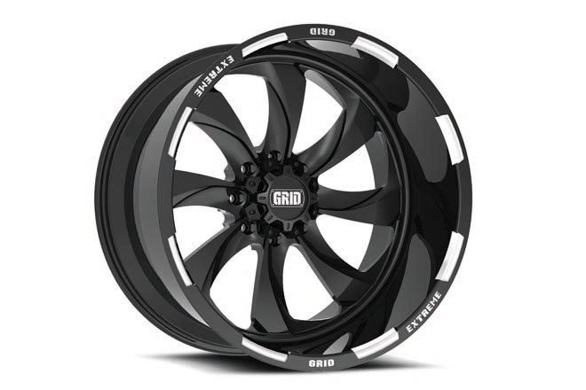 GRID OFF-ROAD GF4 GF SERIES -2PIECE FORGED WHEELS-