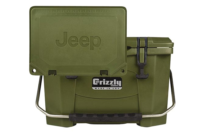 20 QT GRIZZL Y HUNTING COOLER