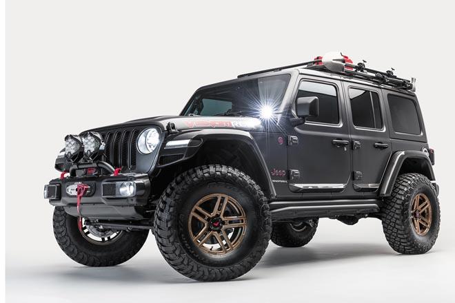 Jeep Wrangler JL-JX EDITION、JLラングラー