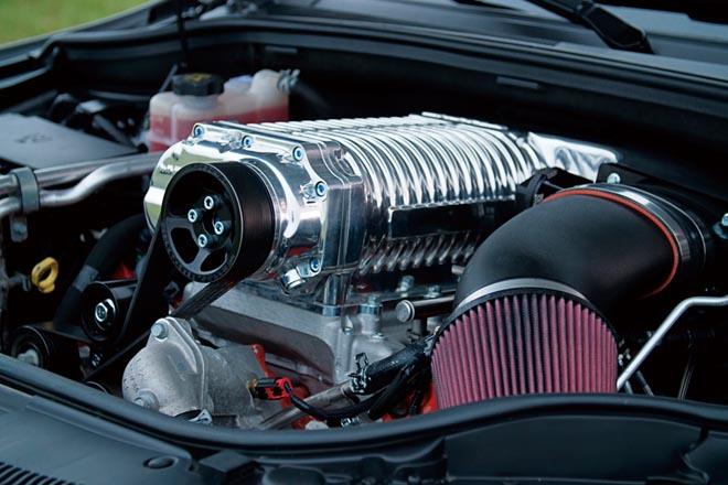 Hennessey Performance HPE 1200、ジープグランドチェロキートラックホーク