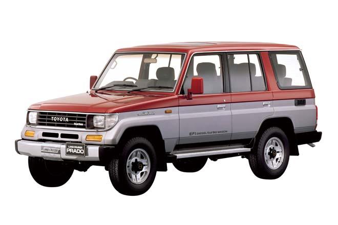 1990年型 EX5 4ドア