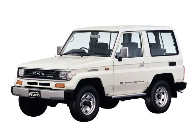 1990年型 LX5 2ドア