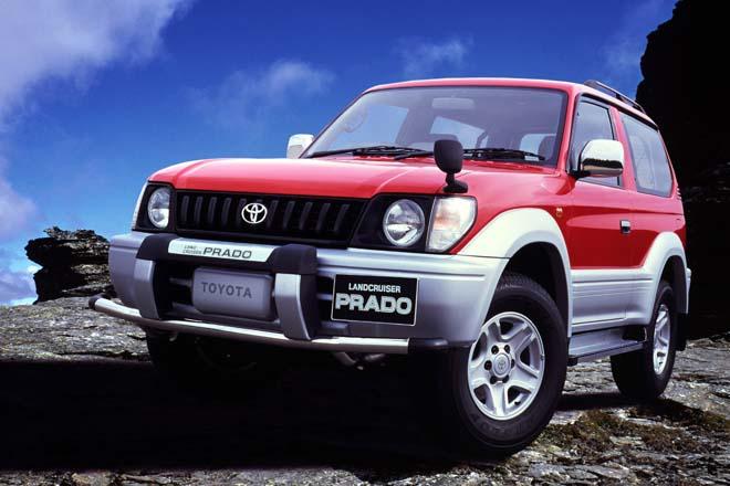 1996年型 RZ V6 3400ガソリン