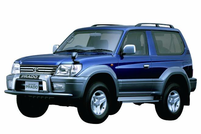 1999年型 RX 3000 インタークーラー付き ディーゼルターボ