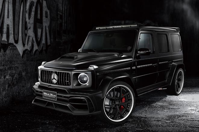 Gクラス、WALD SPORTS LINE BLACK BISON EDITION
