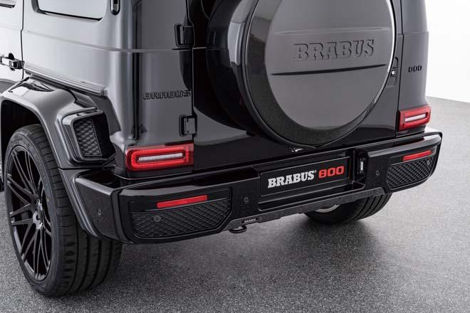 BRABUS 800、EXE