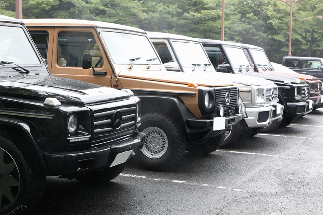 ALL Japan Gelandwagen