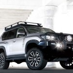 TOYOTA LANDCRUISER PRADO CRAG PSV Produced by WORK