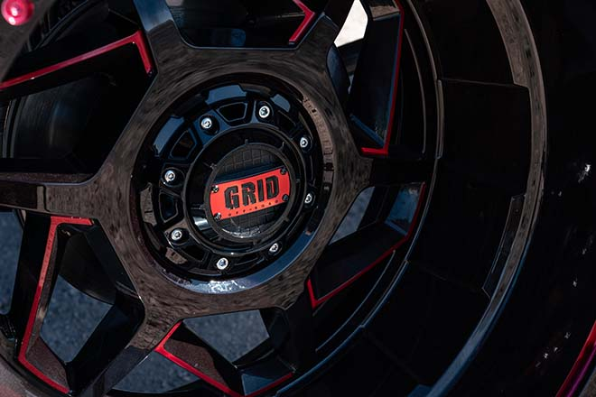 GRID OFF ROAD