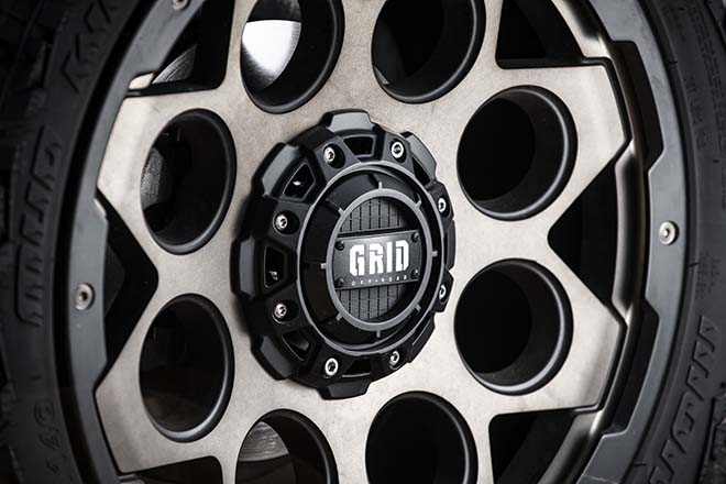GRID OFFROAD GD8 20inch(9J+13)