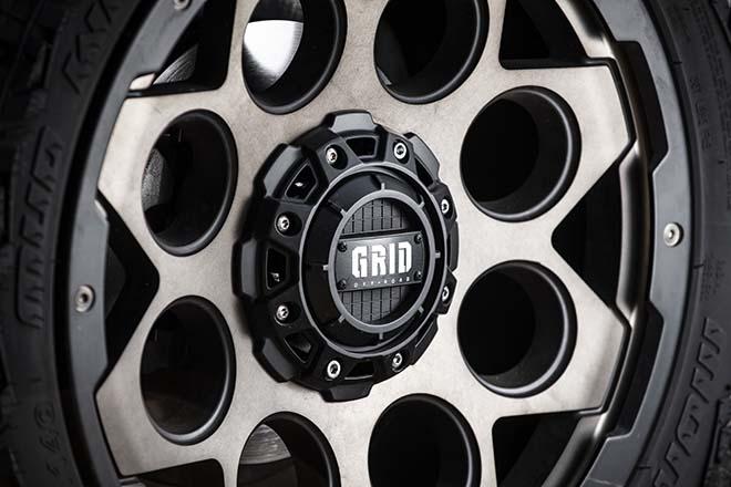 GRID OFFROAD GD8 20inch(9J+13)