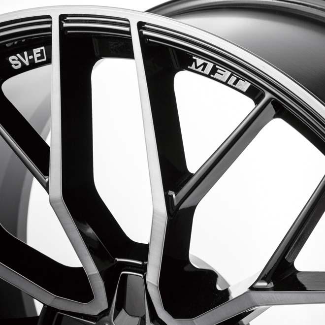 SAVINI SV-F2 グロスブラックDDT